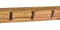 notched john kent russell house (18550 yelloe pine sill plate